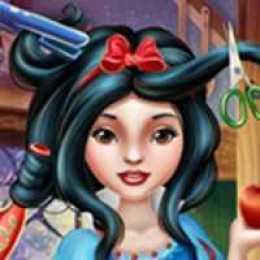 Snow White Real Haircuts