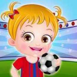 Baby Hazel Fun Sports Day