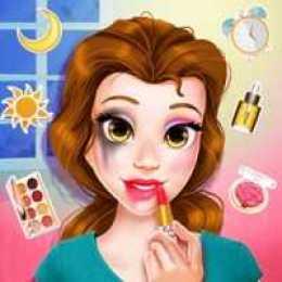 Princess Daily Skincare Routine