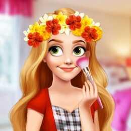 Princess Flower Crown