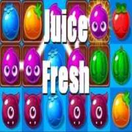 Juice Fresh Match 3