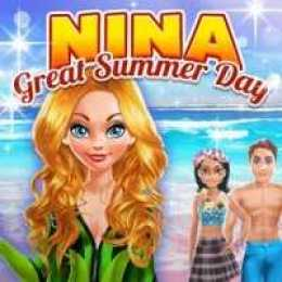 Nina A Great Summer Day