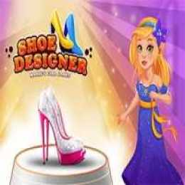 Shoe Designer: Marie's Girl Games