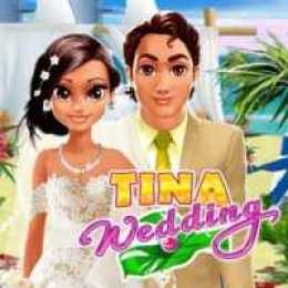 Tina Wedding Party