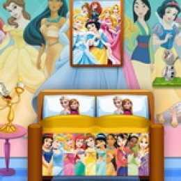 Cartoon Room Or Anime Room