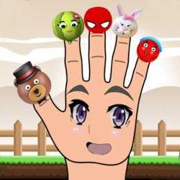 Finger Family Song Game app