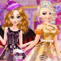 Halloween Candy Vs Vampire Style
