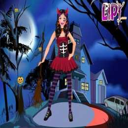 Halloween Doll Party Fashion