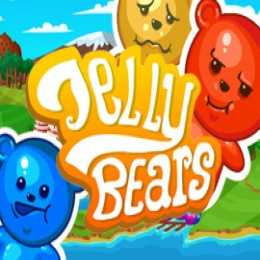 Jelly Bears Match 3