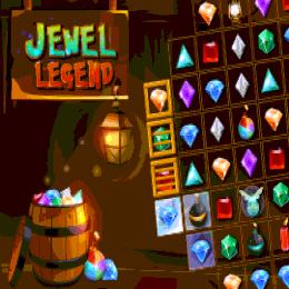 Jewel Legend Match 3