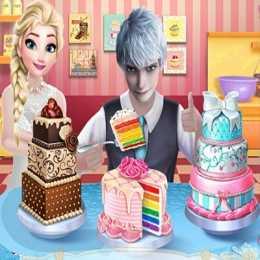 Princess Wedding Cake