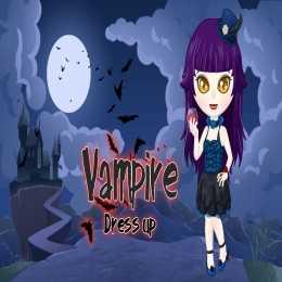 Vampire Girl Dress Up