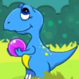 Dino Bubbles Shooter