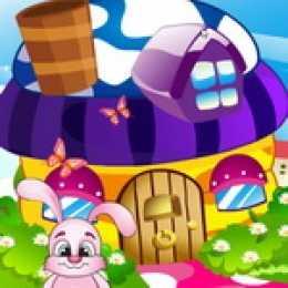 Fantasy Mushroom Decoration