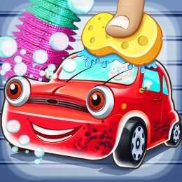 Fun Car Wash for kids
