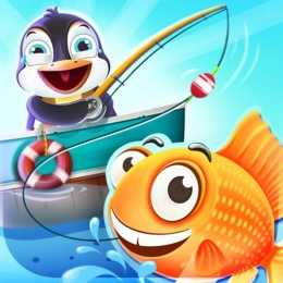 Penguin Deep Sea Fishing
