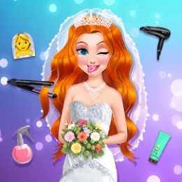 Annie Wedding Hairstyle