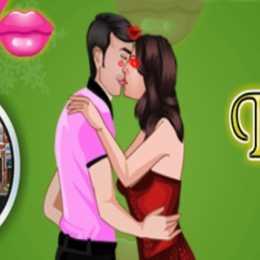 Christmas Eve Kissing