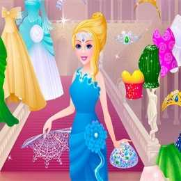 Cinderella Dress Designer