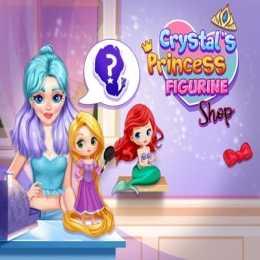 Crystal's Princess Figurine Shop