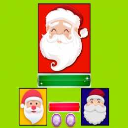 Jewel And Santa Claus