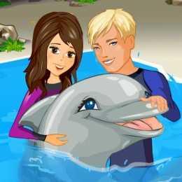 My Dolphin Show 2 HTML5