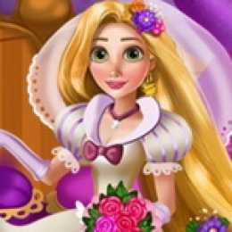 Rapunzel Wedding Decoration