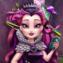 Dark Queen Real Haircuts
