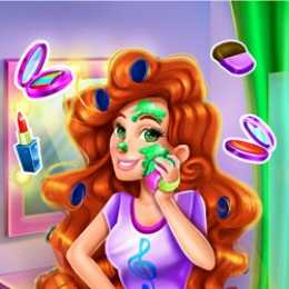 Jessie Rockstar Real Makeover