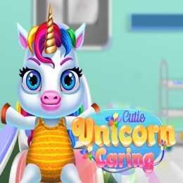 Cutie Unicorn Care
