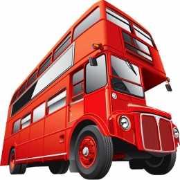 Cartoon Bus Puzzle
