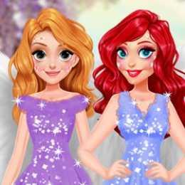 Princess Fairy Dress Design