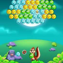 Bubble Shooter Love