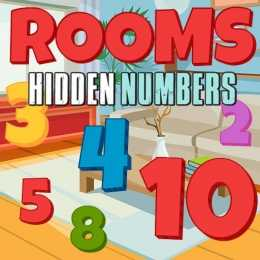 Rooms Hidden Numbers