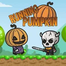 Running Pumpkin