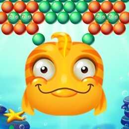 MK - Aqua Bubble Shooter