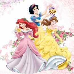 Disney Princesses Jigsaw Puzzle