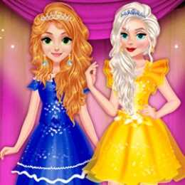 Princess Ballerina Dress Design