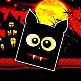 Halloween Geometry Dash