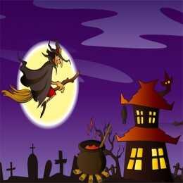 Halloween Illustrations Jigsaw Puzzle