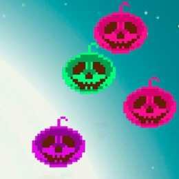 Pumpkin Halloween Boom Boom